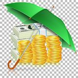 Monetary Stability Concept Royalty Free Stock Image