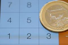 Monetary system Stock Image