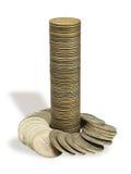 Monete. Fotografia Stock Libera da Diritti