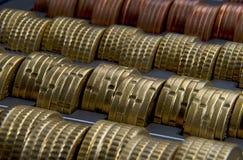 monete Fotografie Stock Libere da Diritti