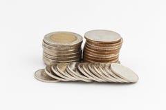 monete Fotografia Stock