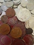 monete immagine stock libera da diritti