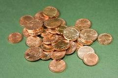 Monete bulgare Fotografie Stock Libere da Diritti
