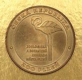 Monete commemorative Immagini Stock Libere da Diritti