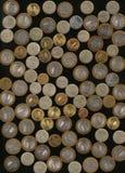 Monete commemorative della Russia Immagini Stock Libere da Diritti