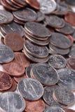Monete degli S.U.A. Fotografie Stock Libere da Diritti