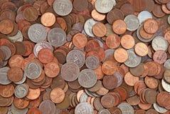 Monete degli Stati Uniti Immagine Stock Libera da Diritti