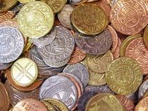 Monete del Vichingo Fotografia Stock Libera da Diritti