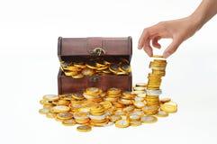 Monete della caramella Immagine Stock Libera da Diritti