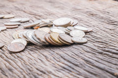 Monete miste internazionali Immagine Stock Libera da Diritti