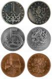 monety Zdjęcia Stock