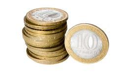 monety Obraz Stock