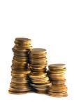 monety Obrazy Royalty Free