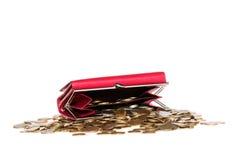 monety Zdjęcie Royalty Free