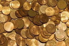 monety. Zdjęcie Stock