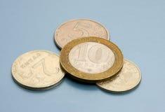monety Zdjęcia Royalty Free