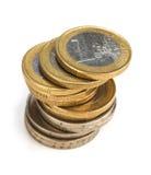 monety sterta Zdjęcia Royalty Free
