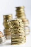 monety sterta Zdjęcia Stock