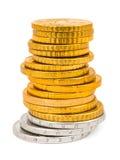 monety sterta Obraz Royalty Free