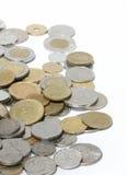 monety zagraniczne Zdjęcie Royalty Free
