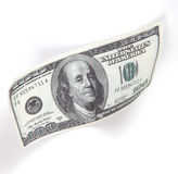 Money, 100 Dollars. Money 100 dollar bills, Earn money, Making money Royalty Free Stock Images