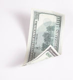 Money, 100 Dollars Stock Image