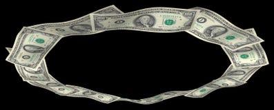 Money. Halo Stock Images
