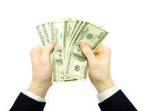 money Стоковая Фотография