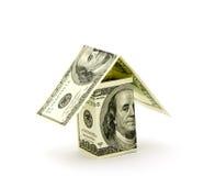 Money. On a white background Stock Photo
