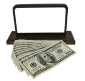 Money. American dollars, business concept Stock Photos