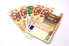 Money. Of Europe is Euro Royalty Free Stock Image