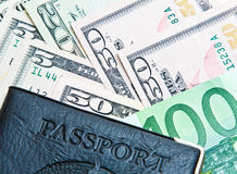 Money. Royalty Free Stock Photography