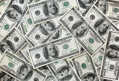 Money. Background from dollars usa stock photo