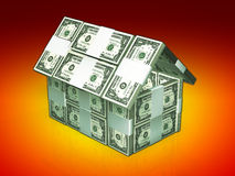 Money 3d Stock Image