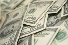 Money. 100 Stock Photo