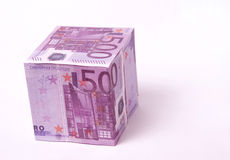 Money 500 EURO royalty free stock images