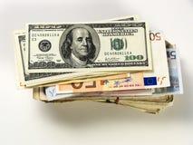 Money. Paper money Stock Image