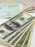 Money. Paper money Royalty Free Stock Photo