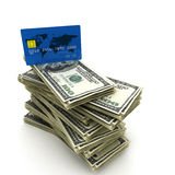 Money. Royalty Free Stock Photography