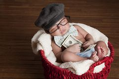 Money! Royalty Free Stock Photo