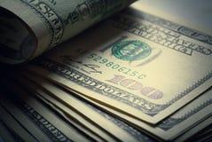 Money american bills Stock Photography