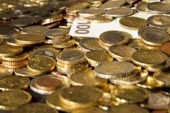 Money amount Stock Image