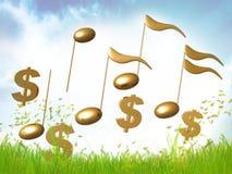 Money And Finance Symphony