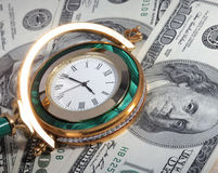 Money And Time Stock Image