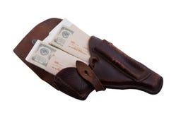 Money as a Weapon Stock Photos