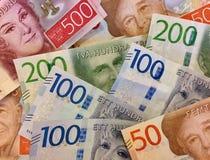 Money Swedish Stock Image