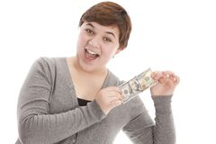 Money! Royalty Free Stock Image