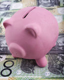 Money Australian Stock Image