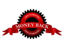 Money Back 100 Guarantee Royalty Free Stock Photos