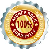 Money back Royalty Free Stock Images